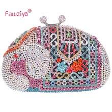 Fawziya Tier Tasche Elefant Geldbörse Für Hochzeit Handtaschen Für Frauen Kupplung