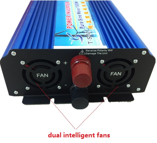цена на Digital Display 1500W 3000W Peak Pure Sine Wave Power Inverter DC 12V to AC 220V 230V 240V Converter Supply Solar Power