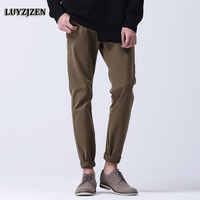 2017 New Cargo Pants Men Pantalones Hombre Trousers Men Hip Hop Pants Mens Joggers 2017 Brand