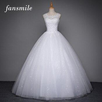 Cheap Korean Real Photo White Lace Wedding Dress 2016 Plus Size Vintage Bridal Ball Gown Vestidos de Novia Sirena Free Shipping