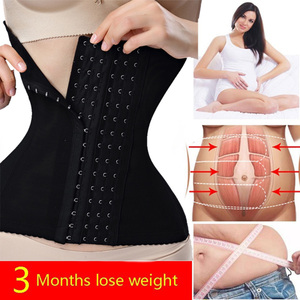 Image 1 - Corset body shaper waist trainer body shaperwear corsets sexy bustiers Slimming Belt Underbust Corset Modeling strap Burlesque