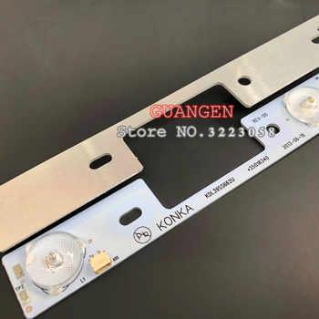 Free Shipping New 30 pieces LED lighting hook for Konka KDL39SS662U 35018339 327 mm 4 LEDs (1 LED 6V) 30 pcs