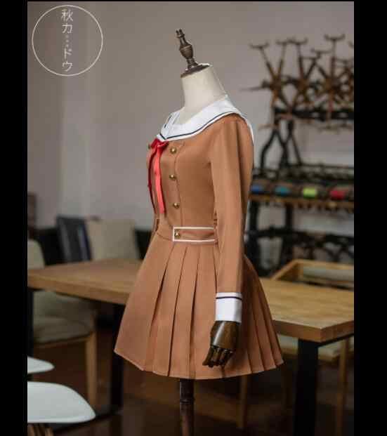 אנימה מפץ חלום טויאמה קאסומי Hanazono טה Yamabuki Saya Cosplay Custume Cos jk בית ספר מדים בנות סט סיילור בגדים