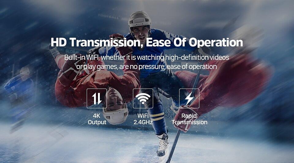 French Code IPTV 1 Year QHDTV Subscription R9 Android 8.1 1+8G RK3229 2.4GHz WIFI 4K IP TV France Italy Arabic Dutch QHDTV Box (7)