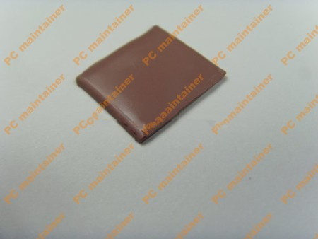 High thermal conductivity notebook Thermal pad 6W/mk Silicon sheet Silicone pad COOLER PAD 60*60*1.5 Solid state silicon grease цена