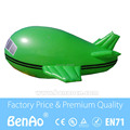 AO010  4m PVC Tarpaulin Inflatable Outdoor Advertising Balloon Inflatable Advertising Air Plane/airship/blimp/zeppelin