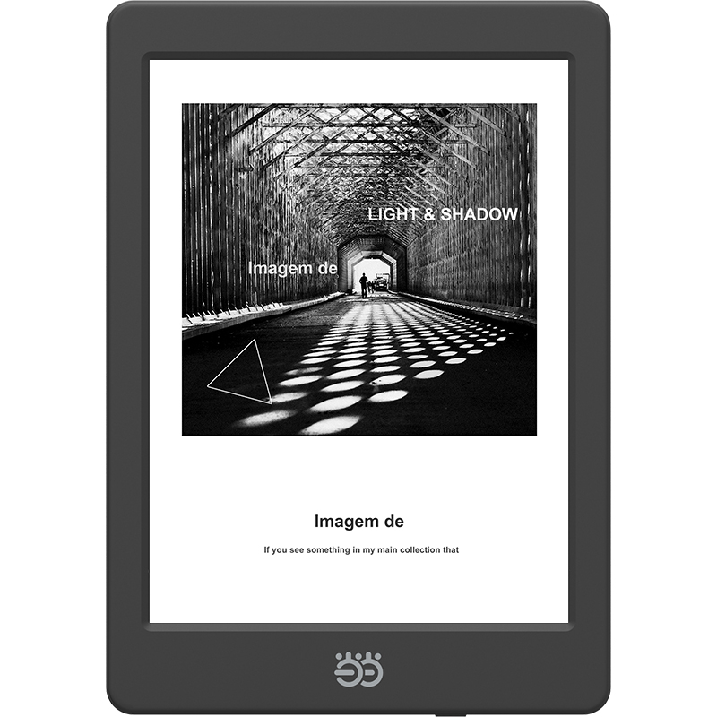 OBOOK ebook reader 86i 6 8G wifi eink touch screen goift pu cover Mandarin study gift 500,000 Chinese and English e-books