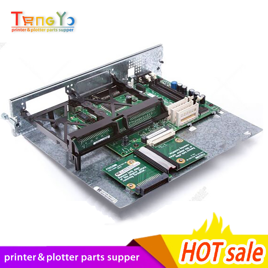 Original Q6479-60004 Q6477-60002 Formatter board Logic Main Board mother board For HP LaserJet 9040 9050 9040DN 9050DN SeriesOriginal Q6479-60004 Q6477-60002 Formatter board Logic Main Board mother board For HP LaserJet 9040 9050 9040DN 9050DN Series