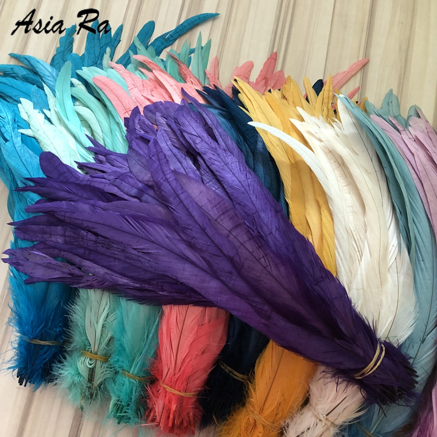 10-100pcs wholesale chicken feather beautiful natural silver 2-10 inches //5-25cm