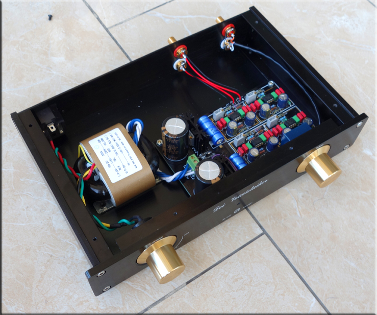цены Finished Germany MBL6010D Preamplifier MBL6010D Amplifier AD797 HiFi Pream