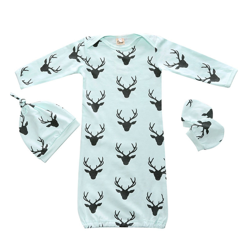 Baby Sleeping Bag Character Deer Cotton Soft Sleepsacks For Baby Bedding Clothing Kids Sleeping Bag Bolsas De Dormir ...