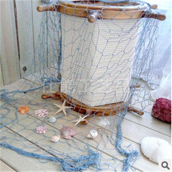 рыболовная сеть на окно