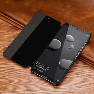 Image 2 - Genuine Leather Case For Huawei P20 Pro Case Wakeup Phone Cover Intelligent Coque For Huawei P20 Case With Window View
