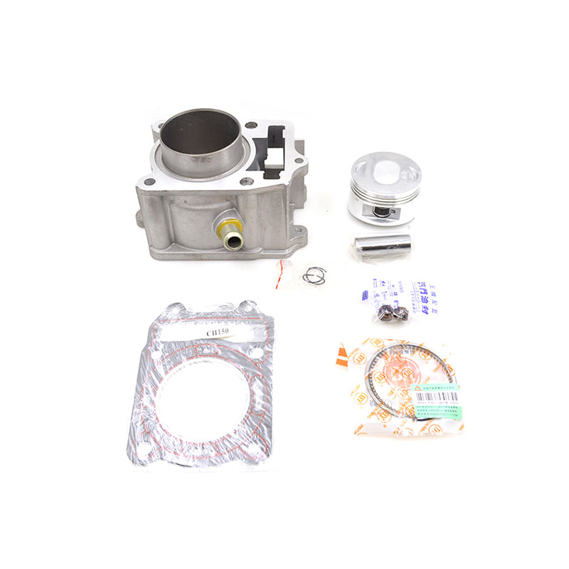High Quality Motorcycle Cylinder Piston Ring Gasket Kit For Honda ELITE 150 CH150 CH 150 Water-cooled Engine Spare Parts high quality ac airconditioning spare parts compressor gasket shaft seal for gea bock fk40 fk50 full set sale