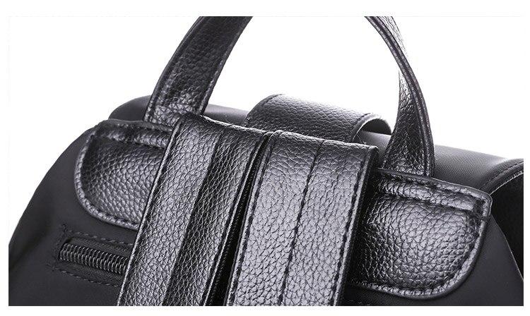 HTB1ubDNinXYBeNkHFrdq6AiuVXaz Fashion Waterproof Oxford Backpack Girls Schoolbag Shoulder Bag High Quality Women Backpacks Mochila Feminina