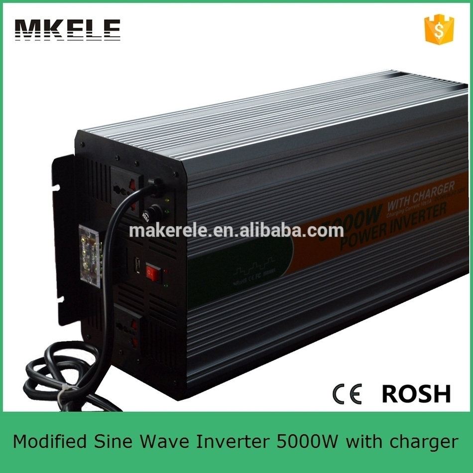 цена на MKM4000-241G-C 4000 Watt Modified Sine Wave Inverter,dc Ac 24v 110v Inverters For Home Power Inverter With Charger
