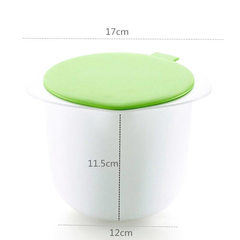 Microondas Silicone Fabricante de Queijo Fazendo Fabricante de Queijo Artesanal Molde Coalhada de Leite de Sobremesa Pastelaria