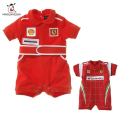 Summer Baby Rompers Racing Suit Red Car Clothes Children Newborn Jumpsuit Kids Boy Clothing Roupas Bebes Infantil Girl Clothes