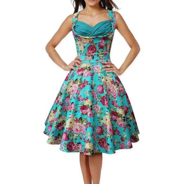 Vestidos de fiesta estilo vintage
