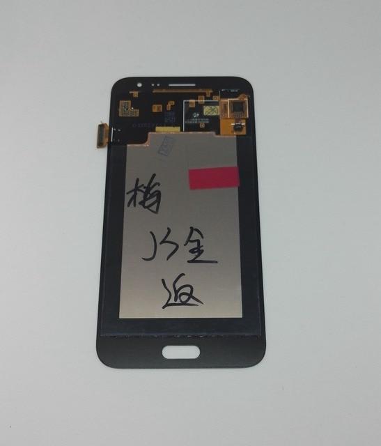 Amoled de 2016 blanco/negro/oro pantalla lcd display + touch pantalla digitalizador para samsung galaxy j3 j320m j320y sm-j320f j320p