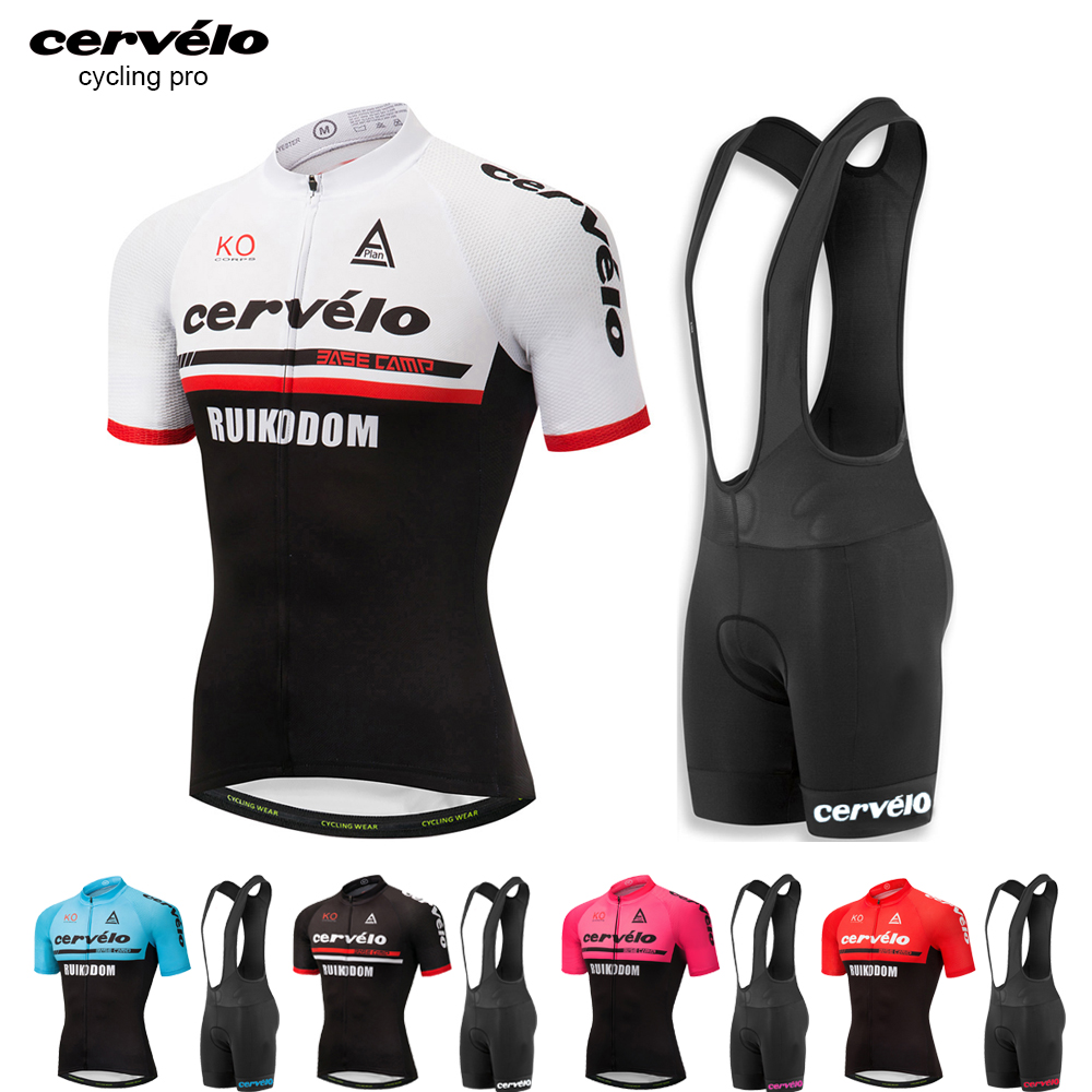 2018 Breathable Cycling Clothes Pro Team Cycling Clothing Short Sleeve MTB Bike Clothing/Quick Dry Ropa Ciclismo Men Cycling Set