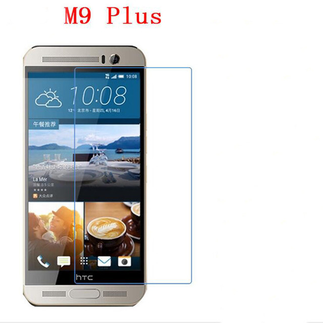 3 PCS HD phone film PE touch preserving eyesight for HTC one M9 Plus one M9+ screen protector +Wipe wipes