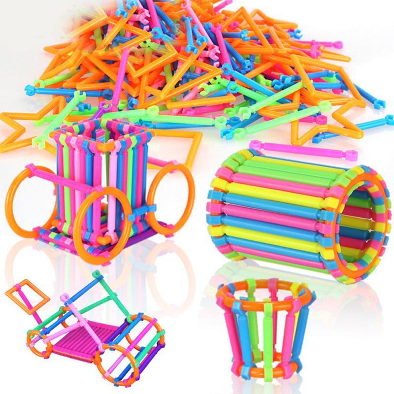 135 шт. Мини Магнитный конструктор construction set модель и строительство игрушки Пластик Магнитная Конструкторы образования Игрушечные лошадки для детей подарок