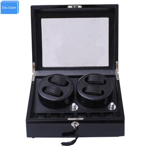 Xinlu Custom wooden carbon fiber watch winder boxes