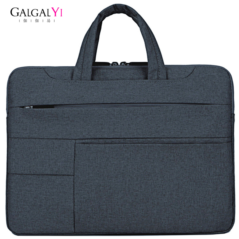 GALGALYI 2018 Top Sell Fashion  Business Men Women Briefcase Bag Nylon Laptop Bag Casual Man Bag Shoulder Bags