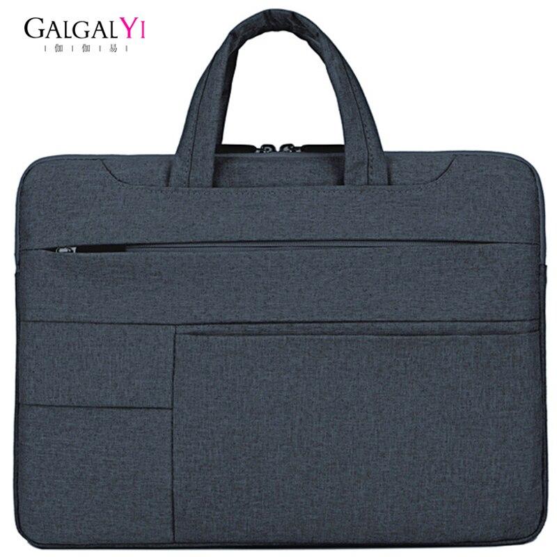 GALGALYI 2018 Top Sell Fashion  Business Men Women Briefcase Bag Nylon Laptop Bag Casual Man Bag Shoulder Bags
