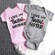 DERMSPE 0-24M New Casual Newborn Baby Boys Girls Short Sleeve Letter Print Romper Clothes Gray Pink Hot Sales