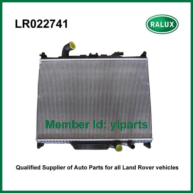 4.4L V8 Diesel LR022741 novo refrigerador de ar do radiador apto para Range Rover 2010-2012 auto radiador do sistema de arrefecimento do motor China fornecedor