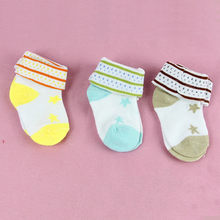 2018 Cartoon Warm Baby Infant Toddler Non-slip Booties Anklet Boots Shoes Ankle SocksJUL17_17(China)