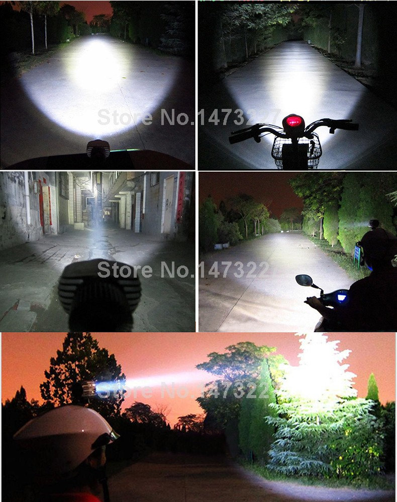 LED DC 8-85V Motorbike Motorcycle External Headlight Fog DRL Lamp Bulb Light Scooter ATV Bike High Quality For Driving Hunting (8)