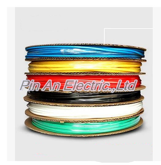 40MM ROHS heat shrink tubing Insulation casing flame retardant heat shrinkable silicone rubber tube 25m 1m 100mm dia red high temperature resistant fire retardant casing pipe cable sleeve thicken insulation silicone fiberglass tube