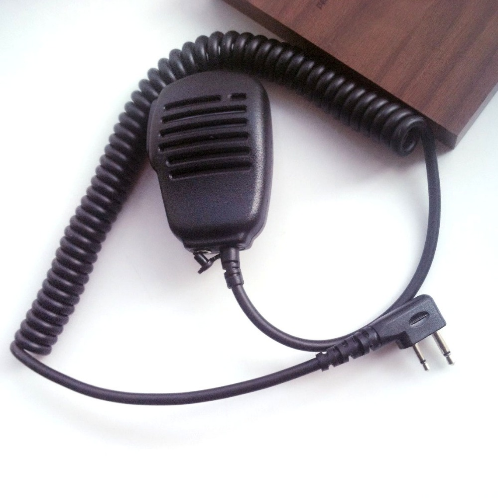 Remote Speaker Mic For ICOM IC-F3000 F21 F22 F24  F4001 IC-F4002 radio