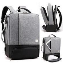 Männer Rucksack 15,6 Zoll Anti Diebstahl Reise Laptop Rucksäcke Männlichen Business Taschen Notebook Zurück Pack Frauen USB Lade Herren Bagpack
