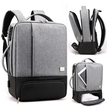 Mens Backpack Laptop Backpacks 17 Inch 15.6'' Anti Theft Male Business Bags Notebook Trip Back Pack Office Women Travel Bagpack anti theft laptop man women backpack male female travel business student bag usb 17 15 6 inch notebook backpacks black back pack