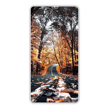 Black Phone Case Huawei P8 Lite 2015 Case Silicone Soft Matte Huawei P 8 Lite P8Lite ALE-L21 Back Cover TPU Protective Case Bag 2
