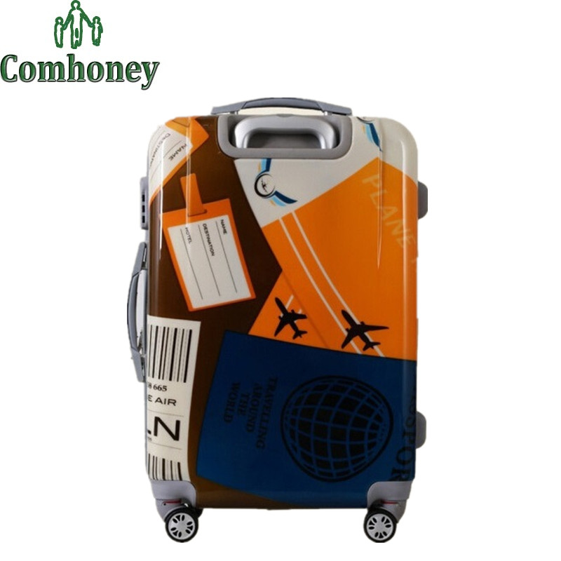 Online Get Cheap Girls Rolling Suitcase -Aliexpress.com | Alibaba ...