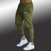 Jogging Pants Men Running Pants Men Fitness Gym Sweatpants Swearing Sport Trousers Mens Football Soccer Sport Training Pants Men
