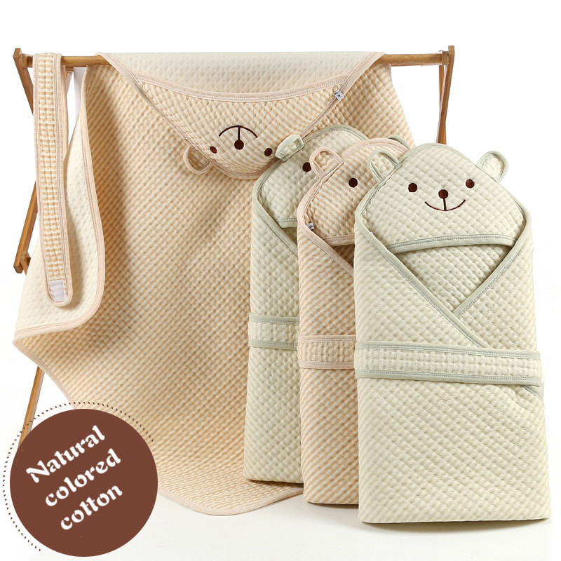 Autumn Winter Infant Sleeping Bag Newborn Swaddling Cocoon for Baby Sleep Sack Envelopes in the Stroller Fuss Sack BB blanket цена