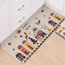 Floor mat door mats carpet for kitchen room bedroom floor bathroom absorbent