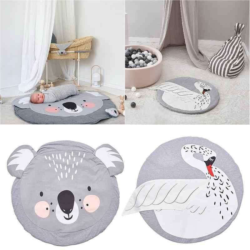 Infant Animal Print Play Mats Kids