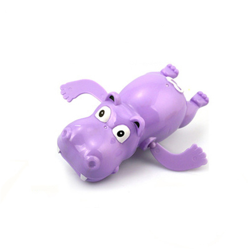 2018 Hot Sale 1PCS Baby Kids Bath Toy Clockwork Wind Up Plastic Swimming Fish Pool Bath for Kids Baby