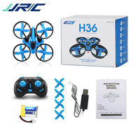 JJR C JJRC H36 Mini Quadcopter 2 4G 4CH 6 Axis Speed 3D Flip Headless Mode