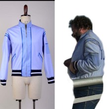 Crime Busters Zwei Ausser Rand und Band Bud Spencer Men Jacket Hoodie Cosplay Costumes