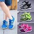 2016 novos sapatos primavera atacado Coreia Do comércio exterior sapatos de crianças sapatos de verão sapatos único crianças calçados esportivos