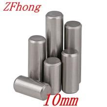 5 шт. M10 * 20/25/30/5/40/45/50/55/60/70/80 10 мм из нержавеющей стали штифт расположение pin stop pin длина 3 мм до 10 мм