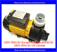 Jacuzzi Spa Piscina Bomba 1 5KW 2 0HP TDA200 Con 220V 50 60Hz
